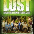 Lost season 3 complete trading card set - 90 cards - #1-90 - mint condition