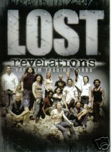 Lost Revelations complete trading card set - 81 cards - #1-81 - mint condition