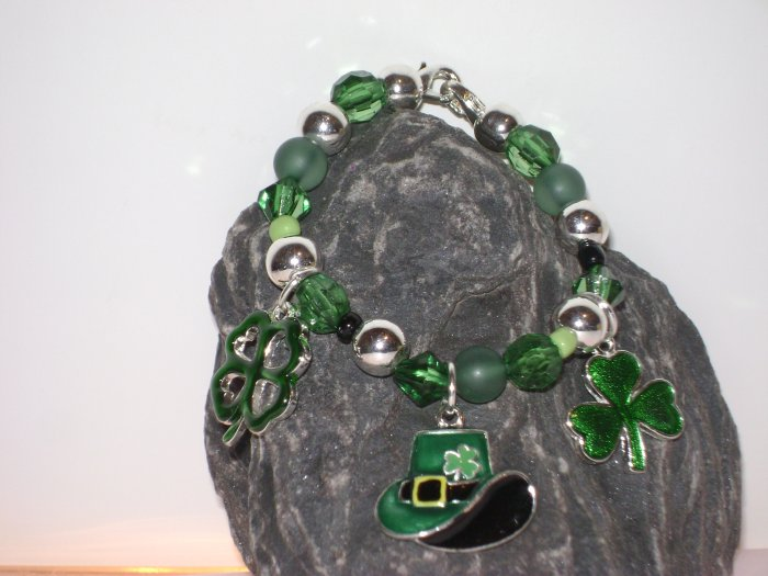 Luck of the Irish Medical I.D. Alert Replacement Bracelet