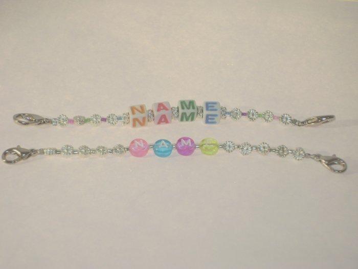 Custom Girl's Daisey Medical I.D. Alert Replacement Bracelet
