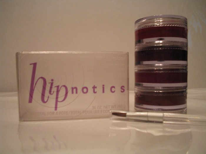 HIPNOTICS Limited Ed.4 Color Lipstacks MARY KAY Downtown Chic SAVE GIFT **JUST REDUCED**