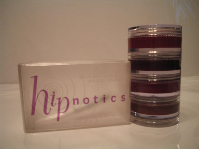 HIPNOTICS Limited Edition Collection 4 Color Lipstacks MARY KAY Uptown Chic SAVE **JUST REDUCED**