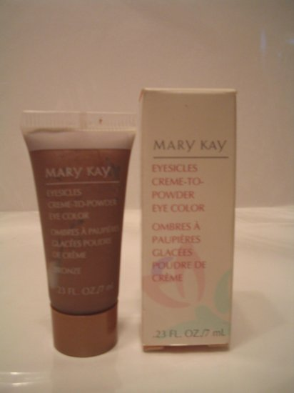 MARY KAY Eyesicles Creme to Powder EYE COLOR BRONZE **JUST REDUCED HALF OFF SALE**