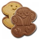 50 THINK SAFETY Engraved Chocolate Covered Gingerbread Cookies Corporate Tradeshow Giveaways