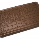 Big Belgian 5 lb. Dark Chocolate Bar Engraved for Clients or as a Gift