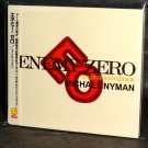 Michael Nyman Enemy Zero Soundtrack Japan Music CD