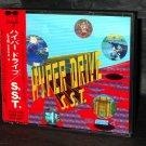 HYPER DRIVE G.S.M. SEGA 4 S.S.T. ORIGINAL GAME MUSIC CD