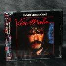 ENNIO MORRICONE VIA MALA FILM MOVIE SOUNDTRACK CD NEW