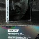 METAL GEAR SOLID 4 GUNS OF PATRIOTS PS3 MUSIC CD 1ST ED