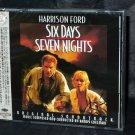 RANDY EDELMAN SIX DAYS SEVEN NIGHTS SOUNDTRACK CD NEW