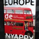 AN ANTIC CAFE EUROPE DE NYAPPY TOUR PHOTO BOOK DVD NEW