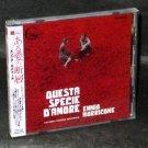 ENNIO MORRICONE THIS KIND OF LOVE SOUNDTRACK SCORE CD