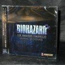 BIOHAZARD WII DARKSIDE CHRONICLES SOUNDTRACK JPN CD NEW