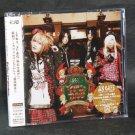 MAGNYA CARTA CD DVD AN ANTIC CAFE OSHARE KEI JAPAN NEW