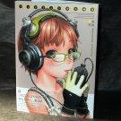 HEADPHONE GIRLS PICTORIAL JPN GUIDE ANIME ART BOOK NEW