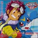 DIGIMON ADVENTURE 02 ZERO TW0 V-MON ANIME MUSIC CD NEW