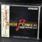 MIDI POWER VER.1 X68000 KONAMI GAME MUSIC CD
