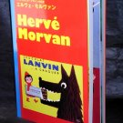 HERVE MORVAN FRENCH POSTER GRAPHIC DESIGN ART BOOK NEW