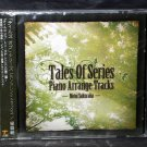 TALES OF SERIES PIANO ARRANGE TRACKS GAME MUSIC CD NEW