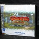 GRANDIA ONLINE PERFECT SOUND LIBRARY GAME MUSIC CD NEW