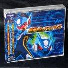 MEGA MAN STAR FORCE DS GAME MUSIC ROCKMAN SOUNDTRACK CD