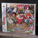 Digimon Xros Wars Music Code JAPAN ANIME MUSIC CD NEW