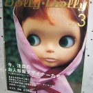 DOLLY DOLLY 3 NEW JAPANESE DOLL BOOK BLYTHE JENNY MORE