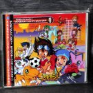 DIGIMON ADVENTURE CHARACTER SONGS MINI DRAMA CD 1 NEW