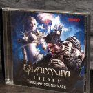 Quantum Theory Soundtrack PS3 Japan GAME MUSIC CD NEW