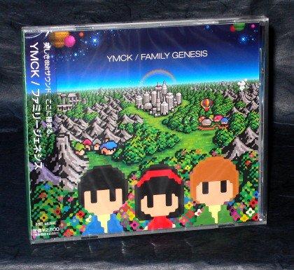 NES FAMICOM YMCK FAMILY GENESIS JAPAN GAME MUSIC CD NEW