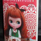 DOLL COORDINATE RECIPE 8 DOLL PATTERNS CLOTHES NEW