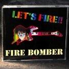 MACROSS 7 LET'S FIRE FIRE BOMBER JAPAN ANIME MUSIC CD