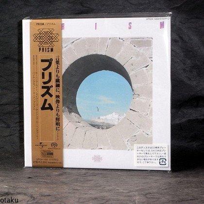 Prism Japan 1977 Debut album CD MINI LP NEW