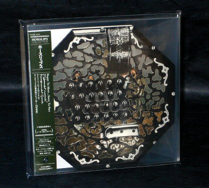 HAPPY TO MEET, SORRY TO PART Japan HORSLIPS CD MINI LP Sleeve POCE-1243 NEW