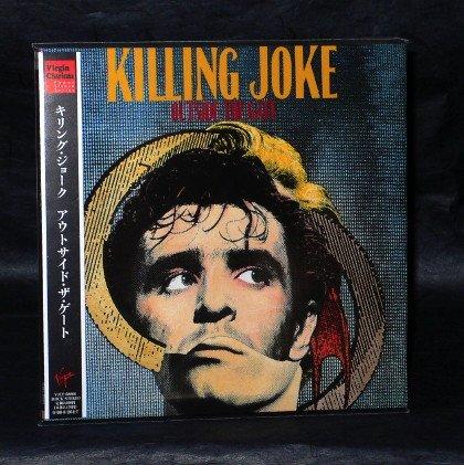 KILLING JOKE OUTSIDE GATE PAPER SLEEVE Japan CD MINI LP VJCP-68866 NEW