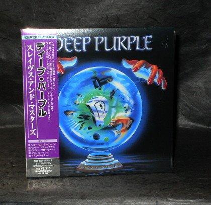DEEP PURPLE SLAVES AND MASTERS Japan CD IN MINI LP SLEEVE BVCM-37685 NEW
