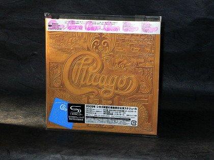 CHIGAGO VII 7 JAPAN MUSIC SHM CD MINI LP Rare OOP WPCR-13640 NEW