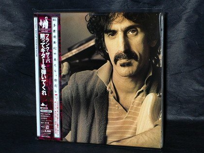 Frank Zappa Shut Up 'n Play Yer Guitar Series JAPAN 3 CD Set MINI LP SLEEVE NEW