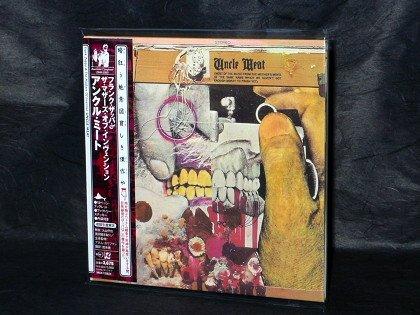 Frank Zappa Mothers Uncle Meat JAPAN CD MINI LP Sleeve VACK-1330 OOP NEW