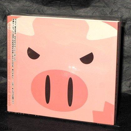 muchimuchipork! original sound track Game Music CD