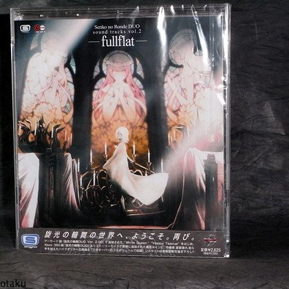 Senko no Ronde DUO fullflat soundtracks 2 Game music CD