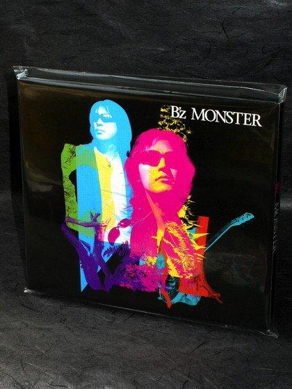 B'z Monster ALBUM JAPAN HARD GUITAR ROCK MUSIC CD