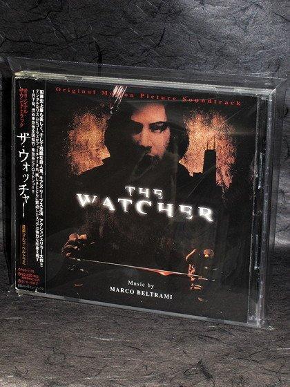 Marco Beltrami The Watcher Japan Soundtrack Music CD