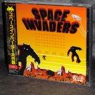 SPACE INVADER DAISAKUSEN JPN TECHNO GAME MUSIC CD RARE