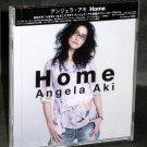 ANGELA AKI HOME JPOP MUSIC CD NEW JAPANESE ORIGINAL