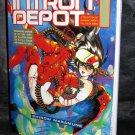 INTRON DEPOT 1 SHIROW MASAMUNE Japan Anime Manga Character Art Book