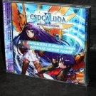 ESPGALUDA II BLACK LABEL ORIGINAL SOUND TRACK Original Game Soundtracks CD NEW