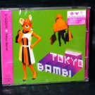 PILLOWS JAPAN TOKYO BAMBI FIRST LTD ED CD WITH DVD NEW