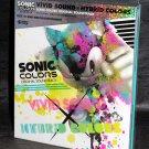 Sonic Colors Original Soundtrack Vivid Sound x Hybrid Japan Game Music CD NEW