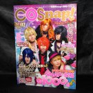COSNAP Vol.02 JAPAN COSPLAY COSTUME COSMODE MAGAZINE PHOTO BOOK NEW